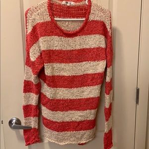 Sweaters - Striped sweater